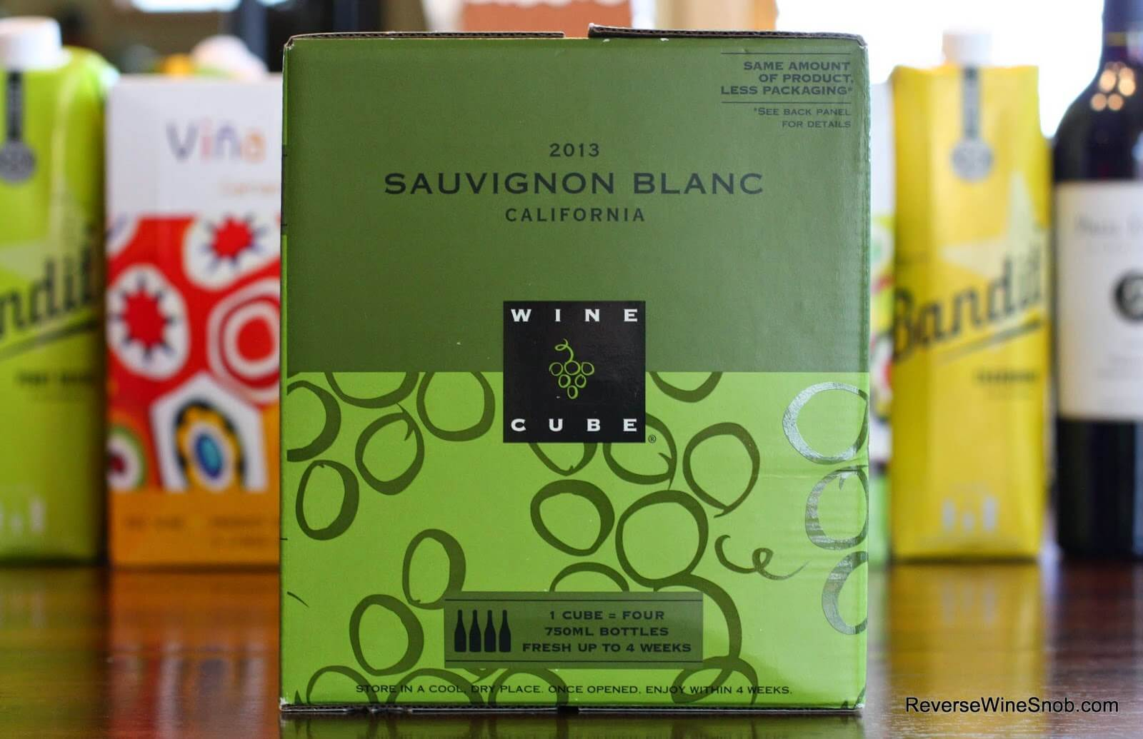 The Best Box Wines Target Wine Cube Sauvignon Blanc And