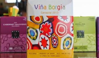 The Best Box Wines – Vina Borgia Garnacha