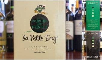 The Best Box Wines – La Petite Frog Picpoul De Pinet