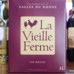 The Best Box Wines – La Vieille Ferme Vin Rouge