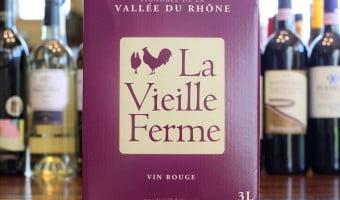 The Best Box Wines – La Vieille Ferme Vin Rouge