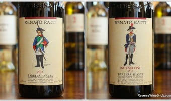 Renato Ratti Barbera d'Alba and d'Asti – Your Marching Orders? Drink These Wines!