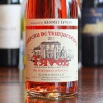 Chateau de Trinquevedel Tavel Rosé 2013 – A Serious Rosé From A Place Serious About Rosé