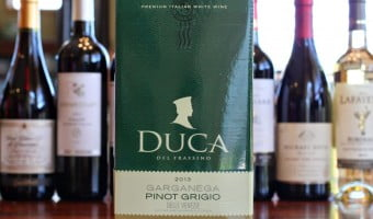 The Best Box Wines – Duca Del Frassino Garganega/Pinot Grigio 2013
