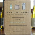 The Best Box Wines – Lieb Cellars Bridge Lane White Blend 2013