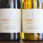 Waterstone Carneros Pinot Noir 2011 and Chardonnay 2012 – A Dependable Duo