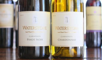 Waterstone Carneros Pinot Noir and Chardonnay – A Dependable Duo
