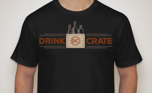 drink crate shirt