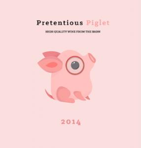 piglet label