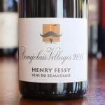 2011-Henry-Fessy-Beaujolais-Villages