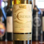 Conundrum White Wine 2012 – Problem Solved