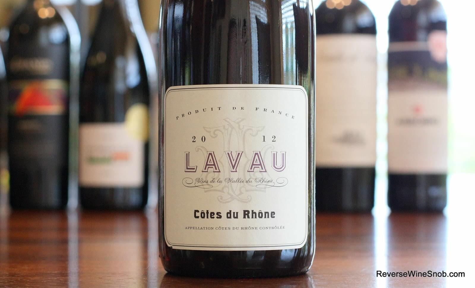 2012-Lavau-Cotes-du-Rhone-Rouge
