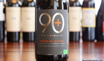90 Plus Cellars Lot 30 Cotes du Rhone – Simply Delicious