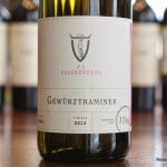 Valckenberg Gewurztraminer 2013 – Get Your Gewurtz On