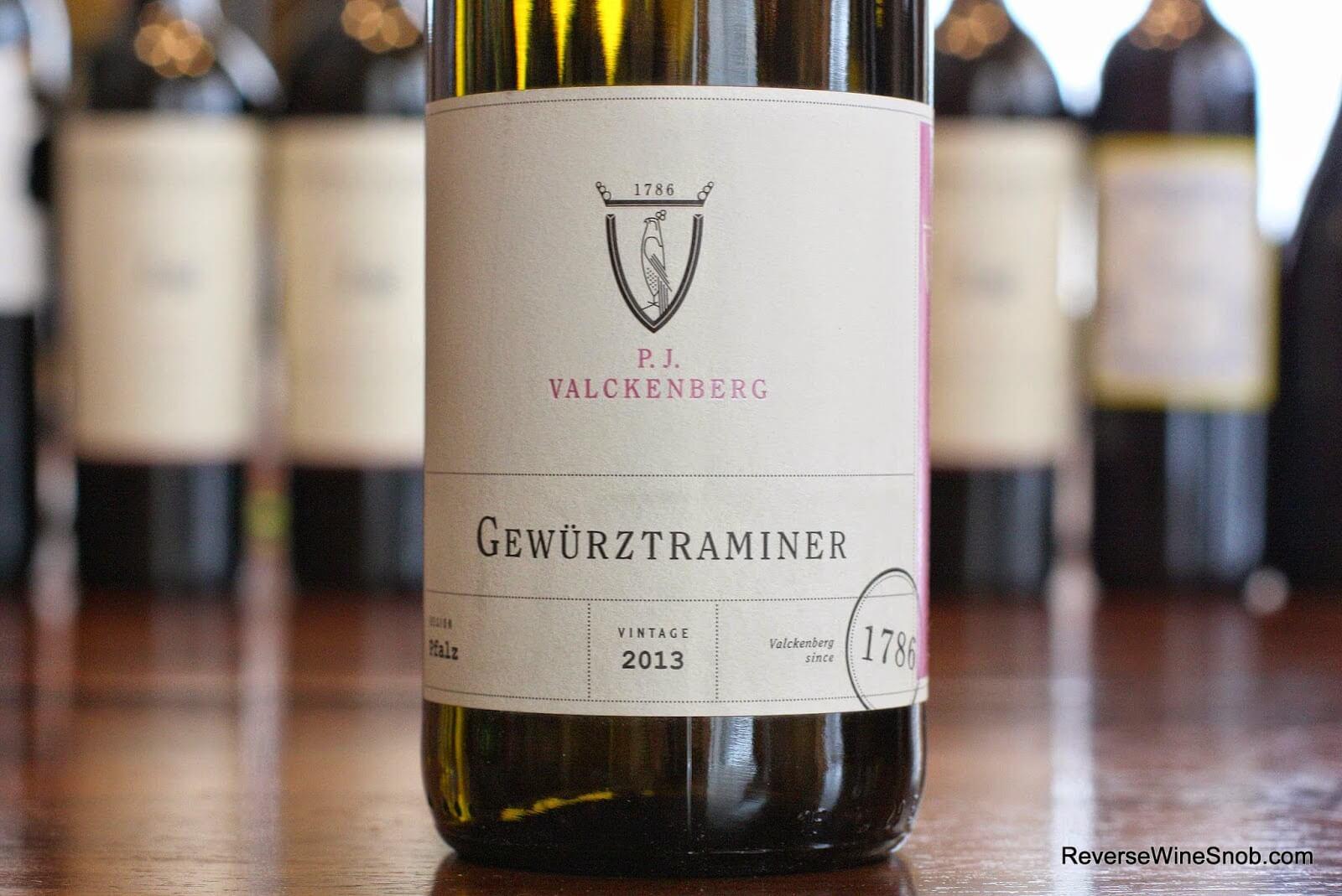 2013-Valckenberg-Gewurztraminer