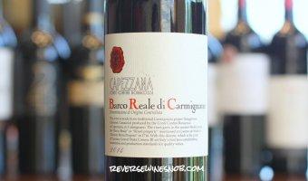 Capezzana Barco Reale di Carmignano – A Tuscan Classic