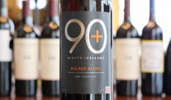 90 Plus Cellars Lot 113 Big Red Blend – First-Rate!