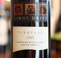 Lions Drift Pinotage – An Acquired Taste No More