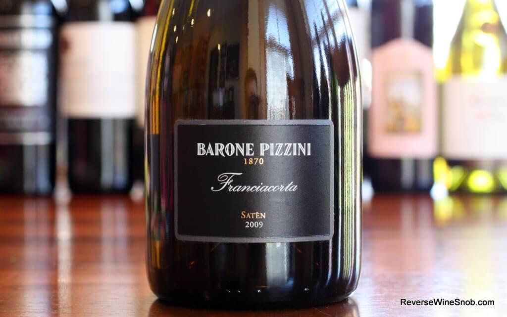 Barone Pizzini Franciacorta Saten – Beautiful Bubbles