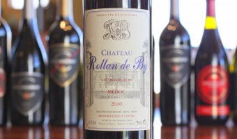 Chateau Rollan De By Cru Bourgeois Medoc Bordeaux 2010 – Marvelous