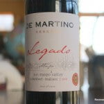 De Martino Legado Reserva Cabernet Sauvignon Malbec 2010 – An Alluring Blend