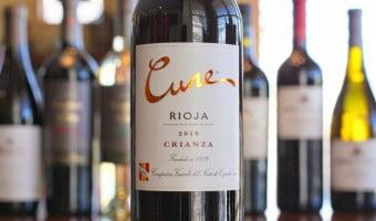 Cune Rioja Crianza 2010 – Drinkability Defined