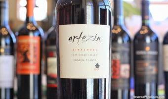 Artezin Dry Creek Valley Zinfandel - Zin At Its Best