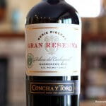 Concha y Toro Gran Reserva Serie Riberas Carmenere 2011 – Mix It Up!