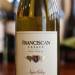 Franciscan Estate Napa Valley Chardonnay 2011 – Solid!