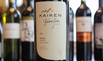 Kaiken Terroir Series Corte Malbec Blend 2011 – Release The Kaiken!