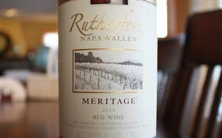 Kirkland Signature Rutherford Napa Valley Meritage 2011 – Make Mine A Meritage Wine #8