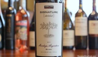 Kirkland Signature Series Malbec 2011 – Costco's Top Of The Line Wine