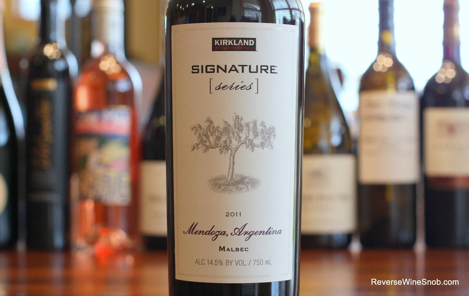 2011 Kirkland Signature Series Malbec. Kirkland Signature Series Malbec   Costco s Top Of The Line Wine