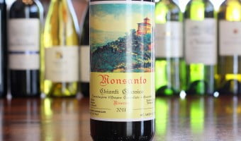 Warming Winter Reds Wine #2 – Monsanto Chianti Classico Riserva 2011
