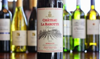 Warming Winter Reds Wine #5 – Chateau La Barotte Bordeaux Reserve