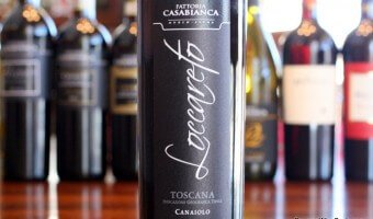 The Grape That Saved Chianti? Fattoria Casabianca Loccareto Canaiolo