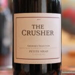 The Crusher Grower's Selection Petite Sirah 2011 – Crushes It!