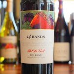 14 Hands Hot To Trot Red Blend – Gallopingly Good