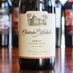 Chateau Ste Michelle Columbia Valley Syrah 2012 – Super Savory
