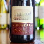Warming Winter Reds Wine #4 – Adelsheim Willamette Valley Pinot Noir 2012