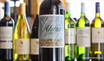 Warming Winter Reds Wine #1 – Aletta Garnacha