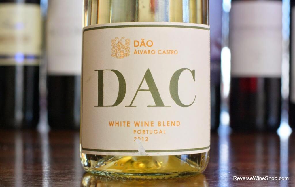 Best White Wines - Alvaro Castro DAC 2012 - A White Wine For Winter