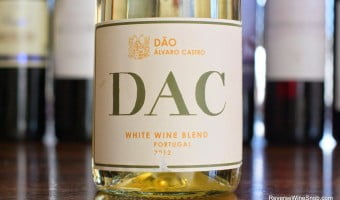 Alvaro Castro DAC – A White Wine For Winter