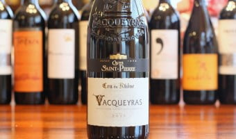 Caves Saint-Pierre Vacqueyras – GSM Love