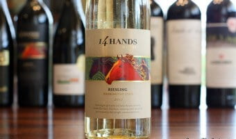 14 Hands 2013 Riesling – Applause-Worthy