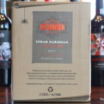 Maison Cubi Syrah Carignan 2013 – The Solution to the Boring Box
