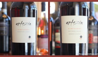 Artezin Dry Creek Valley and Mendocino County Zinfandel – Zin At Its Best