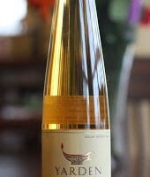 Yarden HeightsWine Gewurztraminer Ice Wine – Dessert In A Bottle