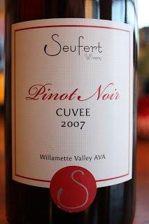 2007_Seufert_Winery_Pinot_Noir_Cuvee