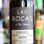 Las Rocas Garnacha 2009 – Garnacha Love